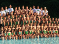 2016 Forest Hollow Swim Team